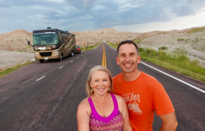 RV Love Home and Office on Wheels