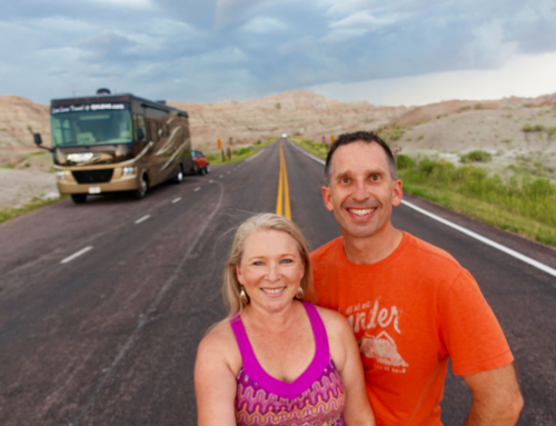 The Nomad Narratives Podcast, Episode 4 – RV Love: Exploring the U.S. in a Home and Office on Wheels