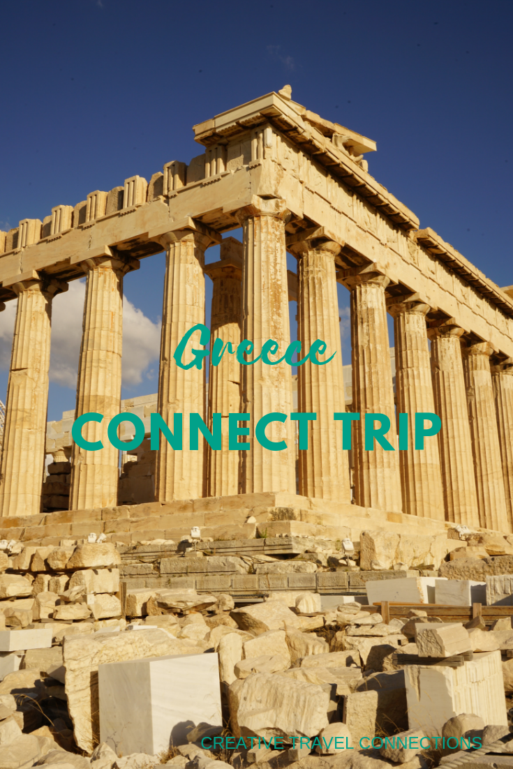 Greece Connect Trip