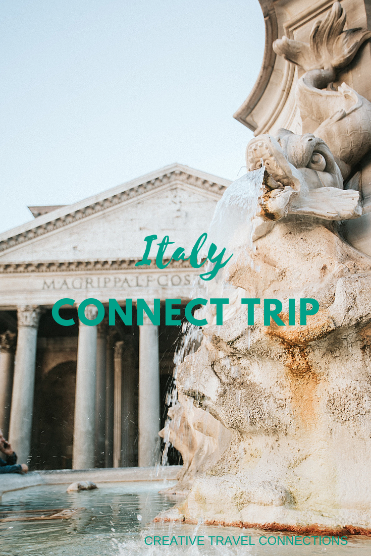 Italy Connect Trip