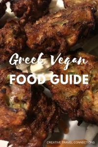 Greek Vegan Food Guide