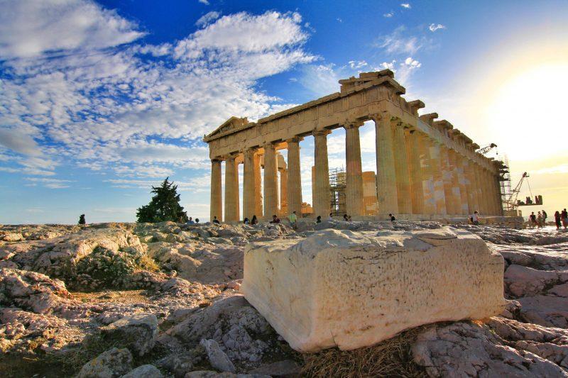 Greece Solo Female Travel